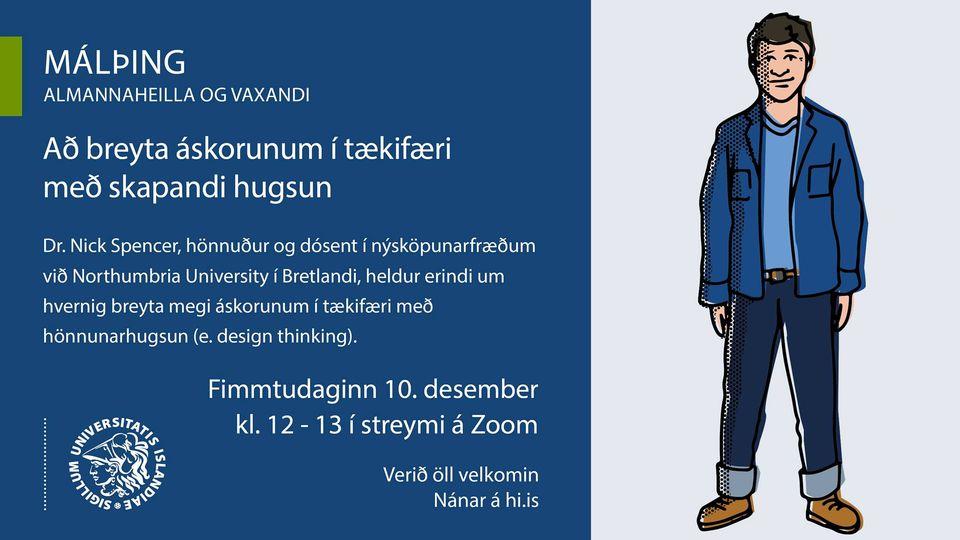Málþing 10. desember